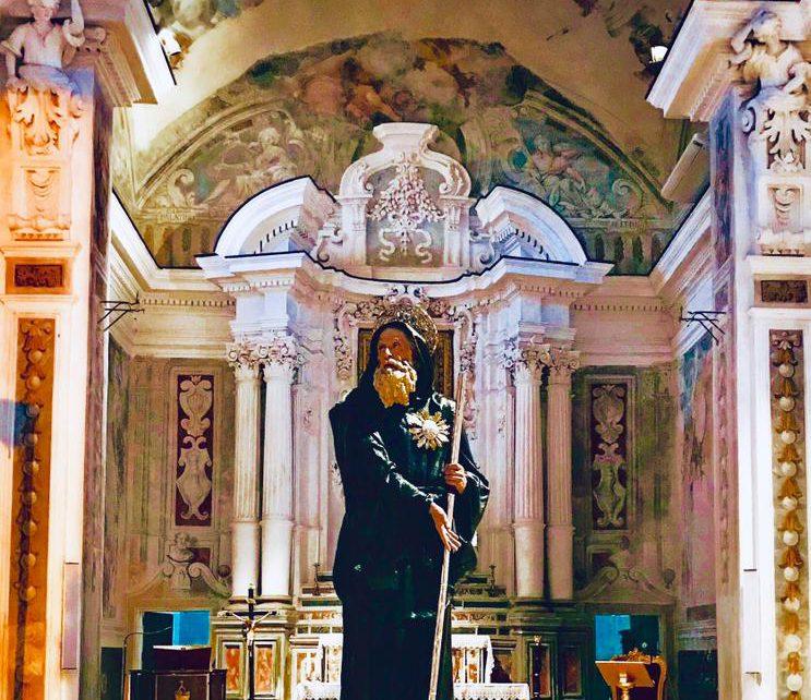 reliquia di san francesco